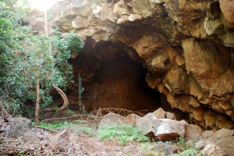 suswa cave entrance